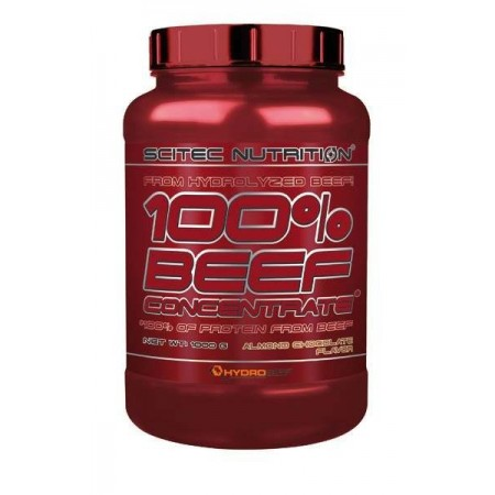 Beef Concentrate 100% - 1Kg - Scitec Nutrition