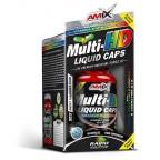 Multi-HD Liquid 60 Caps - Amix