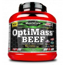OptiMass Beef 2,5 KG - Amix Musclecore