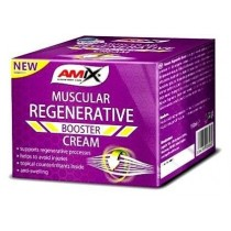 Muscular Regenerative Booster Cream 200ml - Amix Nutrition