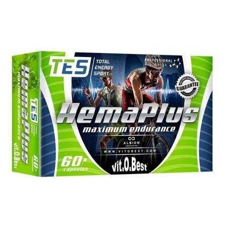 Hemaplus 60 Caps - TES VitOBest