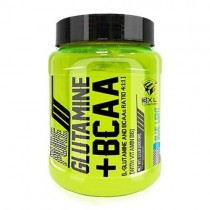 Pure Glutamina + BCAA 4:1:1 500 gr - 3XL Nutrition