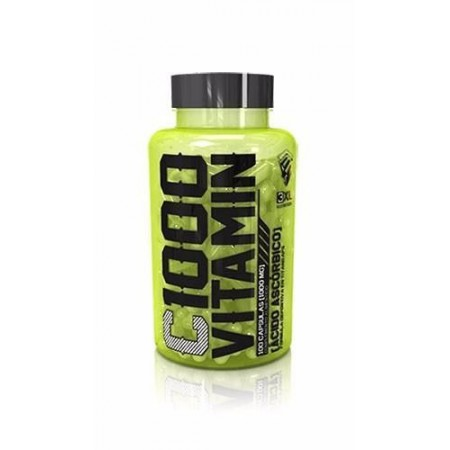 Vitamin C-1000 mg 100 Caps - 3XL Nutrition