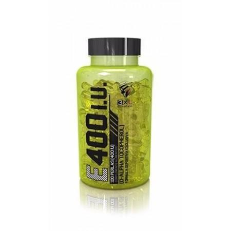 E-400 I.U. 100 Perlas - 3XL Nutrition
