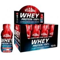 Whey Protein 12x30 gr Monodose - VitOBest
