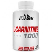 L-Carnitine 1000 - 100 TripleCaps - VitOBest