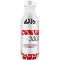 L-Carnitine 3000 - 500 ml - VitOBest