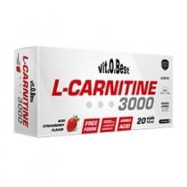 L-Carnitine 3000 - 20x50 ml - VitOBest