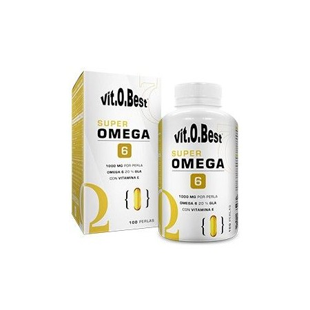 Super Omega 6 - 100 Pearls - VitOBest