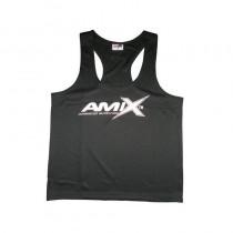Camiseta de Tirantes Negra Talla M - Amix