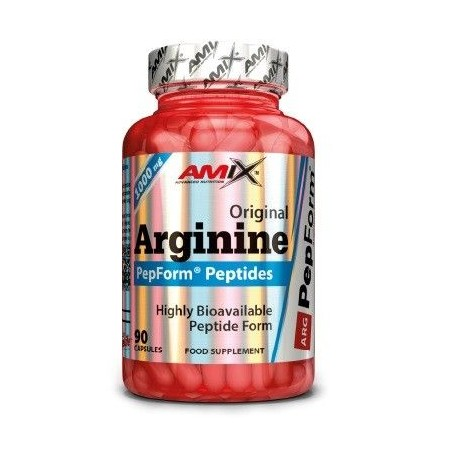 Arginine  pepform Petides 90 caps - Amix