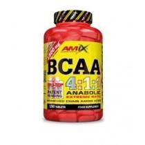 BCAA 411 150 Tabs - Amix