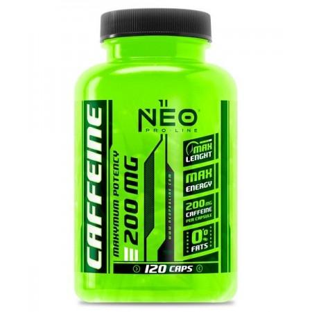 Cafeine 120 Caps - NEO Pro Line