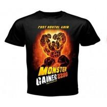 Camiseta Monster Gainer Talla L
