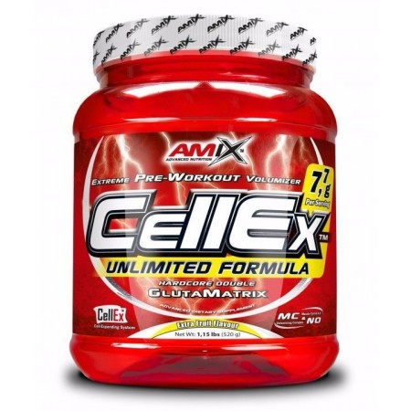 Cellex Unlimited Powder 520 Gr - Amix