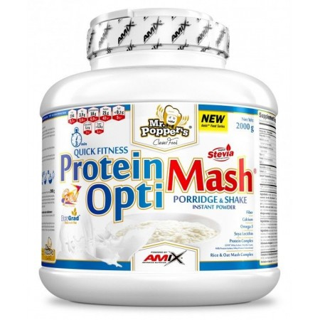 Protein OptiMash 2000 gr - Amix Mr Poppers