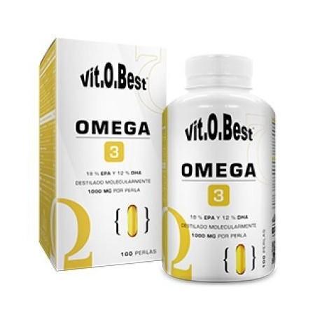 Omega 3 - 100 Pearls - VitOBest