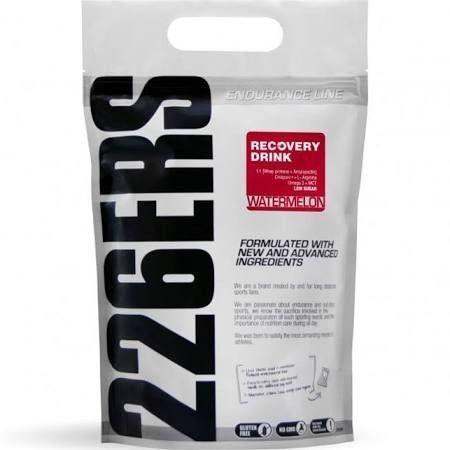 Recovery Drink - Recuperador Muscular 1000 gr  - 226ERS