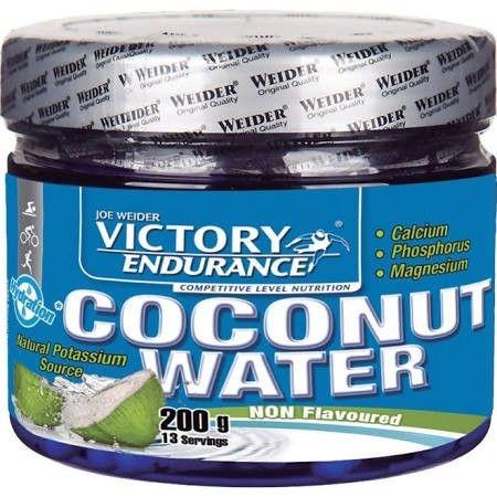 Coconut Water - Agua de Coco 200 gr - Victory Endurance