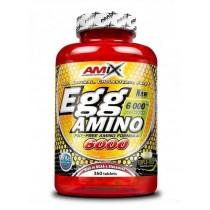 EGG Amino 6000 - 360 tabletas - Amix