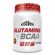 Glutamine + BCAA Complex 500gr - VitOBest
