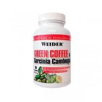 Green Cofee + Garcina 90 caps - Weider