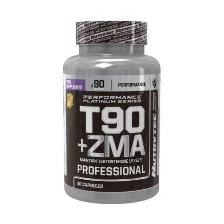 T90 + ZMA 90 Caps - Nutrytec
