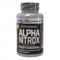 Alpha Nitrox 180 Tabletas - Nutrytec