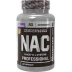 N Acetil Cysteine 100 Caps - Nutrytec