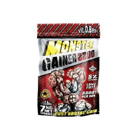 Monster Gainer 7Kg - VitoBest Carbohidrato
