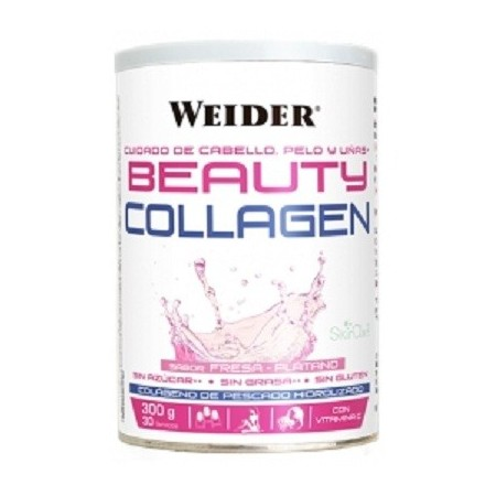 Beauty Collagen - Colageno de Pescado 200 gr Weider