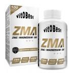 ZMA 100 Cápsulas - VitOBest