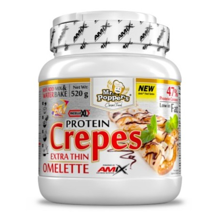 MR. Popper's Protein Crepes