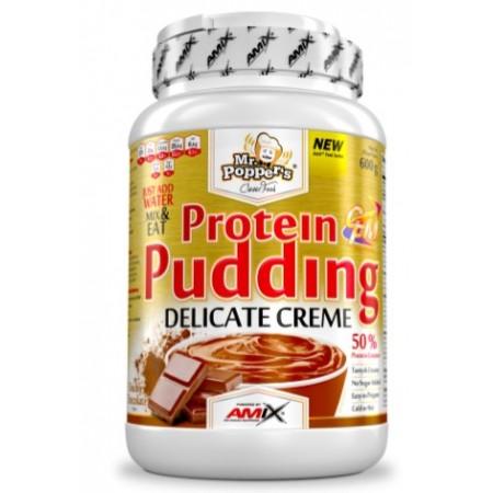 Mr. Popper's Protein Pudding Cream