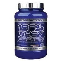 100% Whey Protein 920 gr - Proteinas Scitec Nutrition