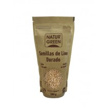 NaturGreen Lino Dorado Bio 500 g