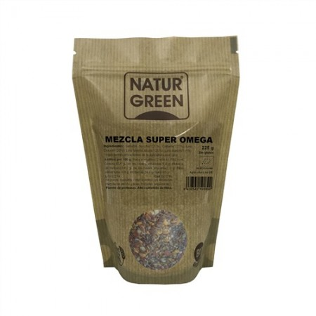 NaturGreen Mezcla Super Omega Bio 225g