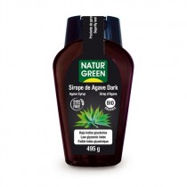 NaturGreen Syrup/Sirope Agave Dark Bio 360 ml / 495 g