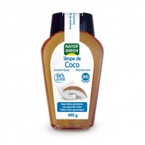 NaturGreen Syrup/Sirope Coco Bio 360 ml / 495 g
