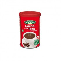 Cacao A La Taza Bio 250 G - NaturGreen