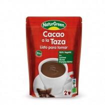 Chocolate La Taza Listo Para Toma Bio 1x330 ML - NaturGreen