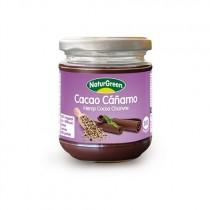 Crema Cáñamo Cacao Bio 200 g - NaturGreen