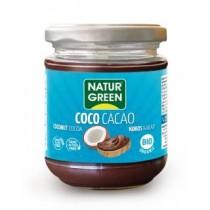 Crema Coco Cacao Bio 200 G - NaturGreen