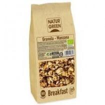 Granola Manzana Sin Gluten Bio 350 g NaturGreen