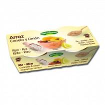 Rice/Arroz Canela Limón Bio  (2x125 g)  - NaturGreen