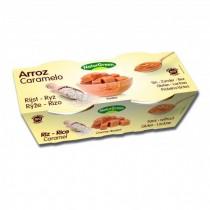 Rice/Arroz Caramelo Bio (2x125 g) - NaturGreen