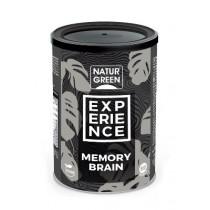 NaturGreen EXPERIENCE Memory Brain Bio 180g