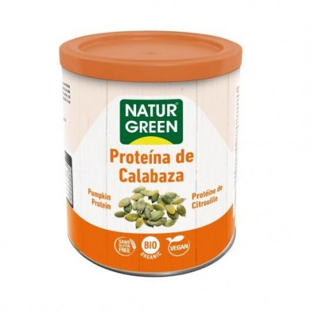 Proteína de Calabaza Bio 250 G - NaturGreen