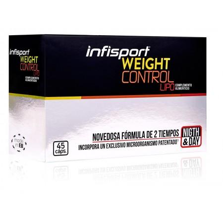 Weight Control Lipo 45 cápsulas - Infisport