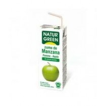 Zumo Apple/Manzana Bio 200ml- NaturGreen